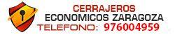 Cerrajeros Zaragoza Economicos – 24H – ☎ 902 848 682 ☎